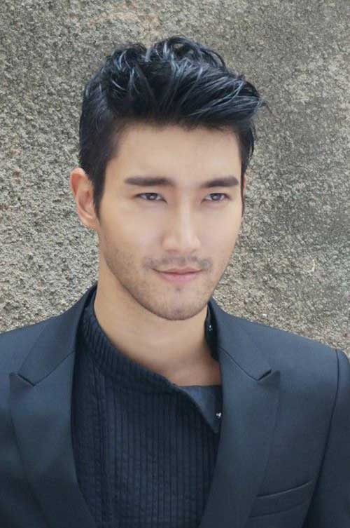 Asian Men Hairstyles 20