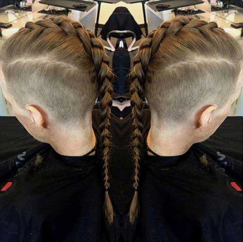 25 Mohawk Haircut Style For Men Mens Hairstyles 2018