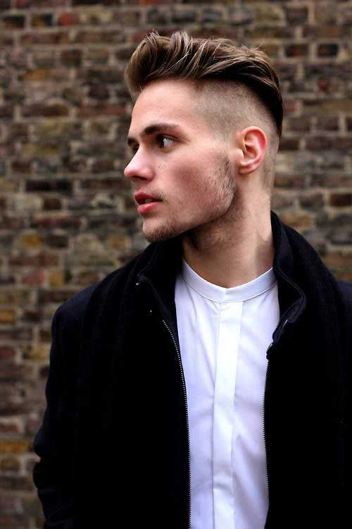 Mohawk Haircut Styles for Men-23
