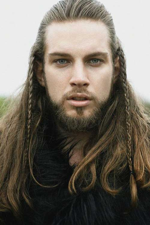 45 Long Hairstyles for Men-25