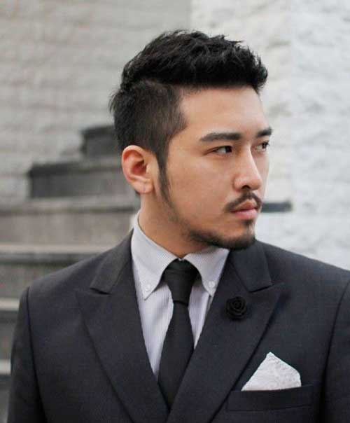 Asian Men Hairstyles-25