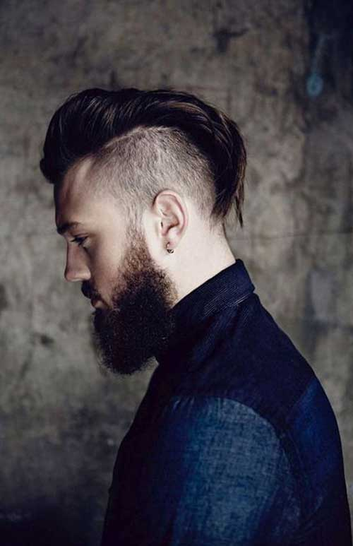 Mohawk Haircut Styles for Men-25