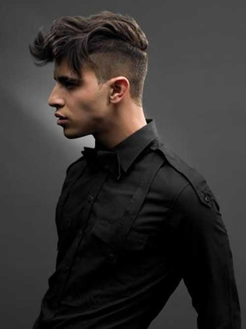 Mohawk Haircut Styles for Men-26