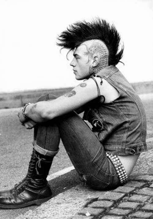Mohawk Haircut Styles for Men-27