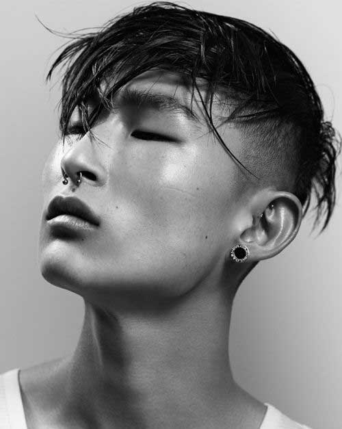 Asian Men Hairstyles-30