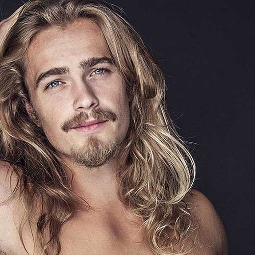 45 Long Hairstyles for Men-31