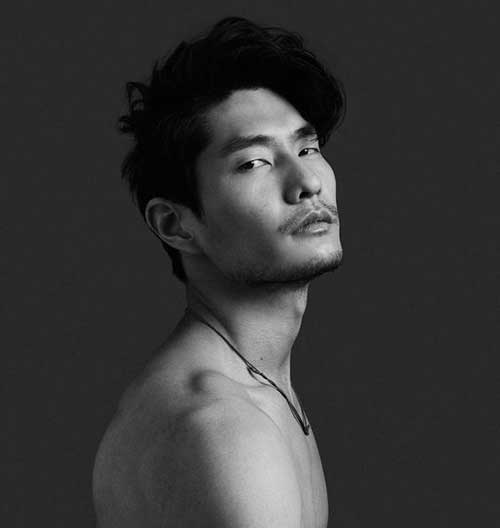 Asian Men Hairstyles-31