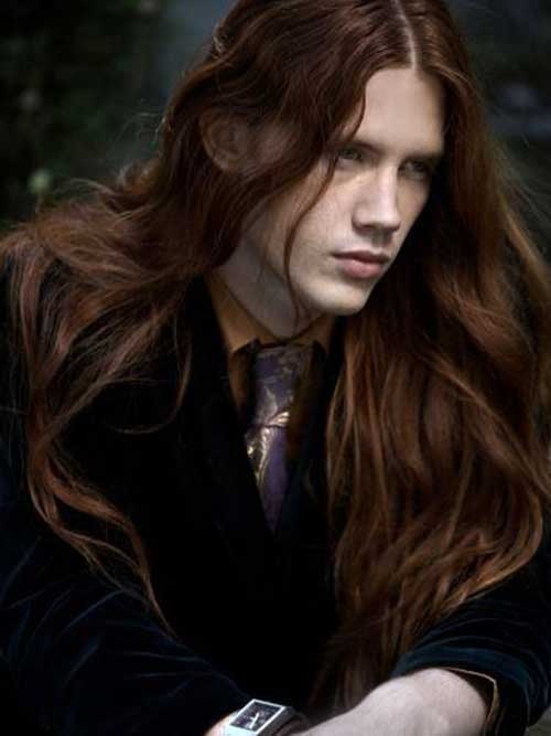 45 Long Hairstyles for Men-32
