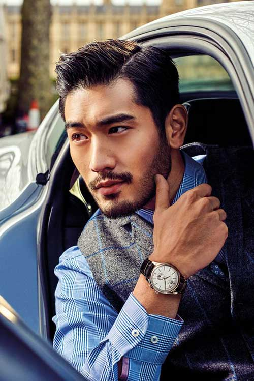 Asian Men Hairstyles-35