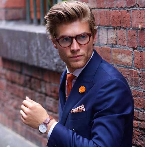 Mid Length Hairstyles for Men-35