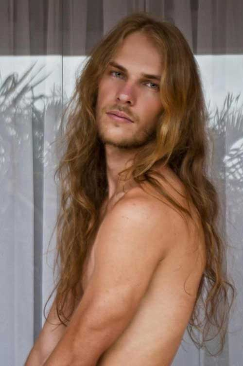 45 Long Hairstyles for Men-7