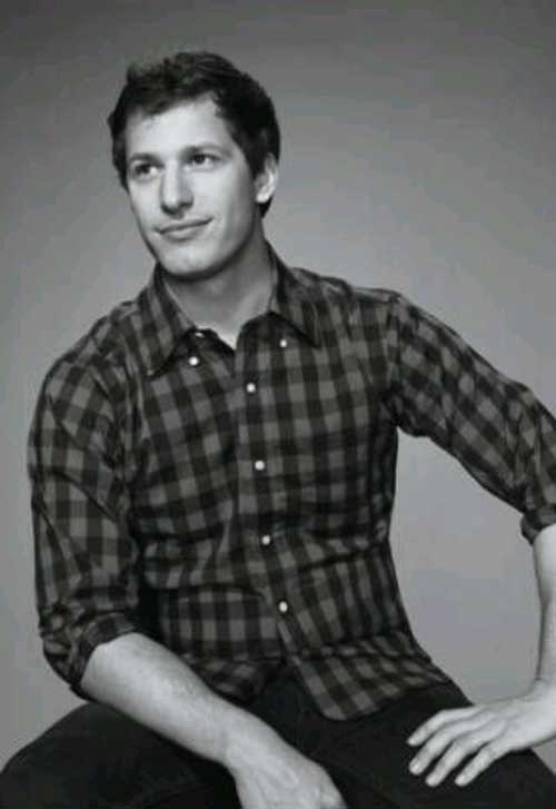 Andy Samberg Celeb Short Hair