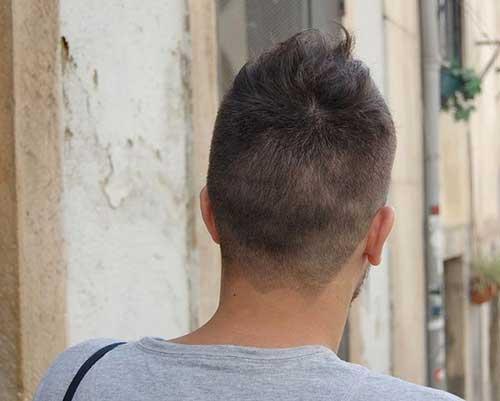 Super 10 New Back Hairstyles For Men Mens Hairstyles 2016 Short Hairstyles Gunalazisus