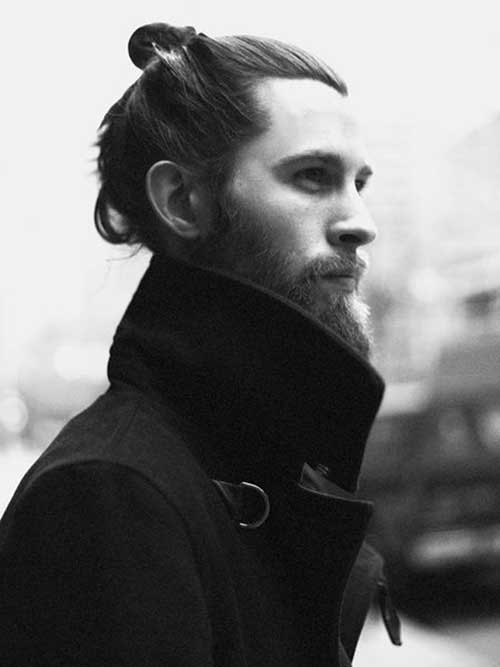 Best Ponytail Hairstyle For Men