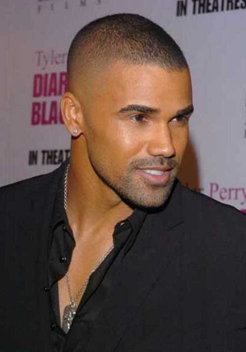 Nice Black Men Haircut Pictures