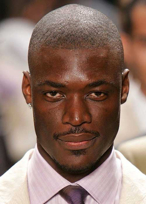 Black Men Shaved Haircuts Pictures