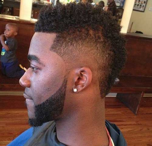 15 black mens mohawk hairstyles mens hairstyles 2018