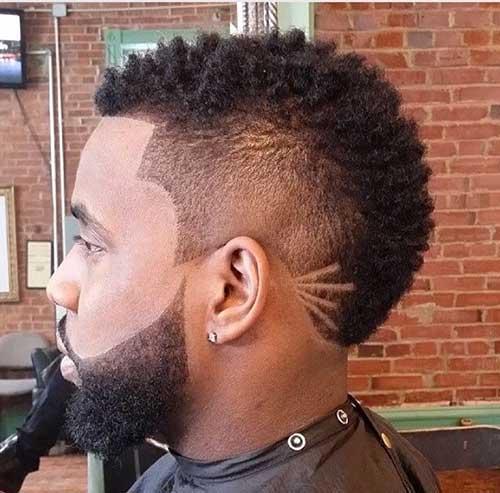 Outstanding 15 Black Mens Mohawk Hairstyles Mens Hairstyles 2016 Short Hairstyles For Black Women Fulllsitofus