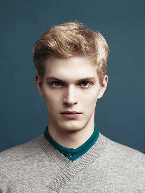Surprising Best Blonde Hair Color For Men Mens Hairstyles 2016 Hairstyles For Women Draintrainus
