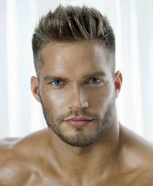 30 Best Mens Spiky Hairstyles Mens Hairstyles 2018