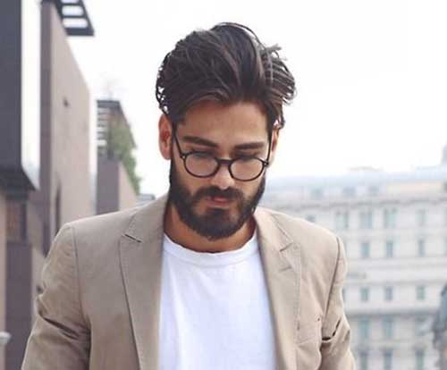 Casual Trendy Men Hairstyles