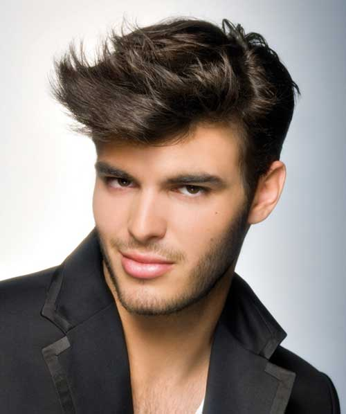 Awesome 15 Best Simple Hairstyles For Boys Mens Hairstyles 2016 Short Hairstyles Gunalazisus