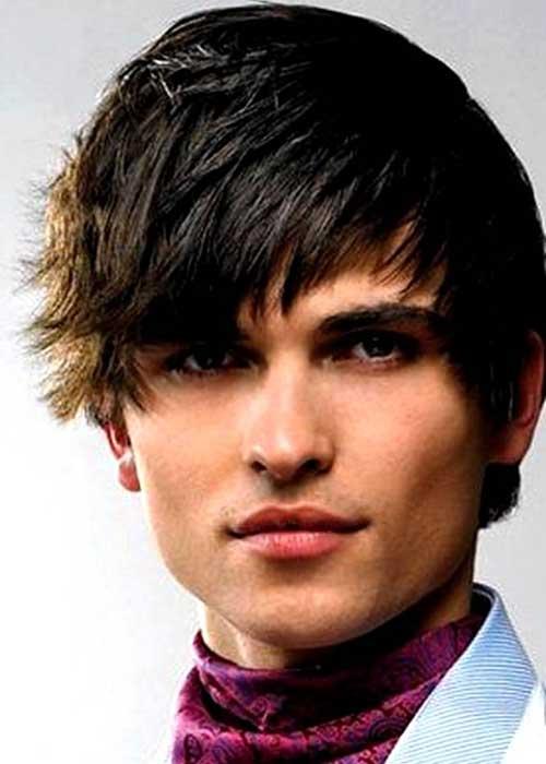 Astounding 15 Cool Short Hairstyles For Men With Straight Hair Mens Short Hairstyles For Black Women Fulllsitofus