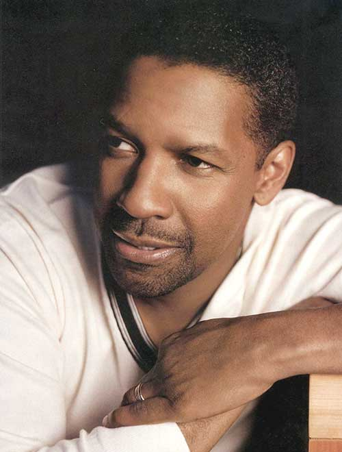 Denzel Washington Hollywood Men's Hair