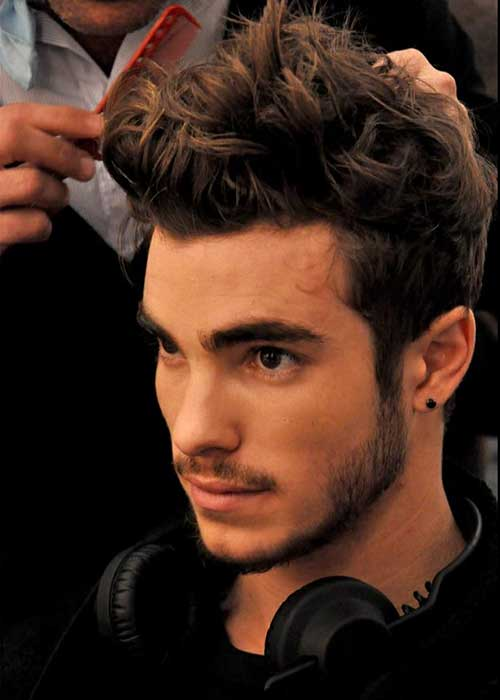 Cool Different Hair Styles for Men
