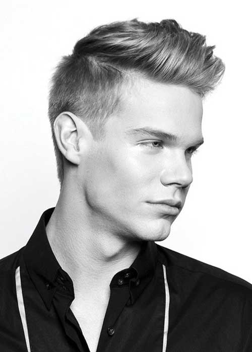 Awesome 10 New Easy Hairstyles For Men Mens Hairstyles 2016 Hairstyles For Men Maxibearus