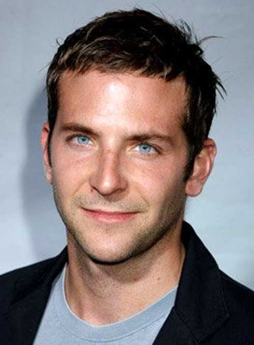 Bradley Cooper Easy Mens Hair Styles