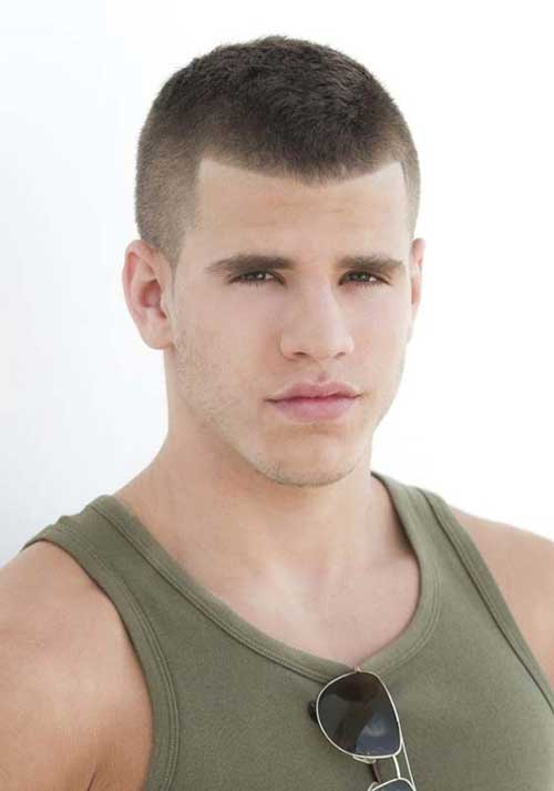 Fade Easy Short Hairstyles for Men