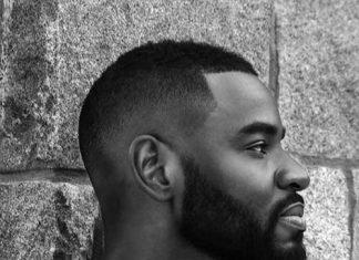Good Fade Haircut Styles For Black Men
