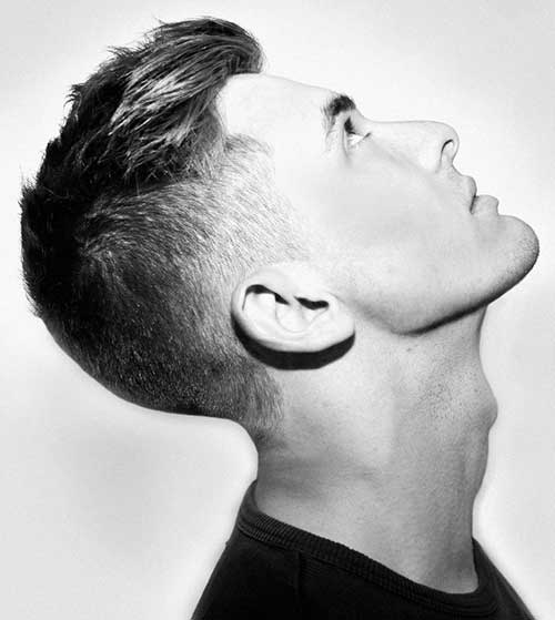 Best Fade Short Hair for Cool Boys