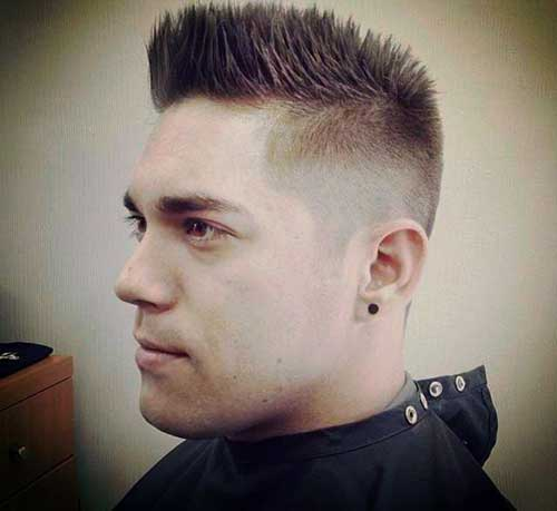 Brilliant 15 Short Spiky Hair Men Mens Hairstyles 2016 Short Hairstyles Gunalazisus