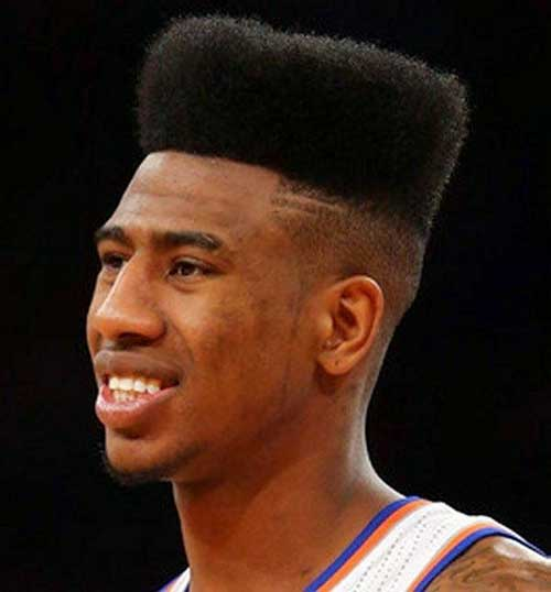 Flat Top Haircut Pictures for Black Men