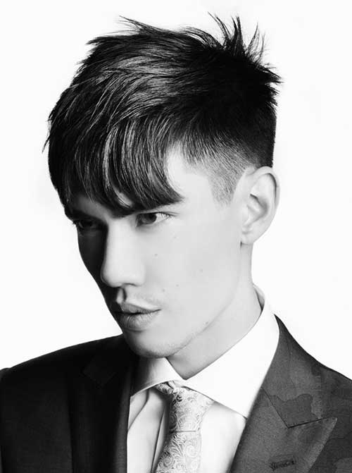 Mens Hairstyles with Fringe | Mens Hairstyles 2018