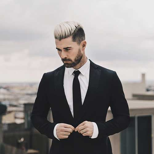 Funky Haircut for Men