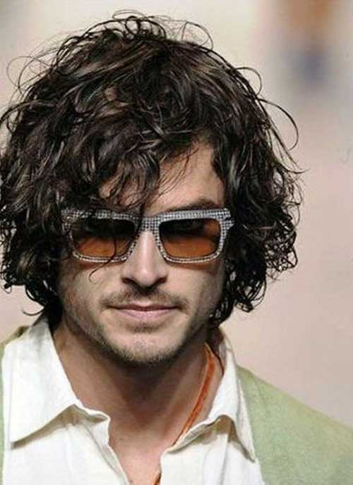 Tremendous 10 Good Haircuts For Curly Hair Men Mens Hairstyles 2016 Hairstyles For Women Draintrainus