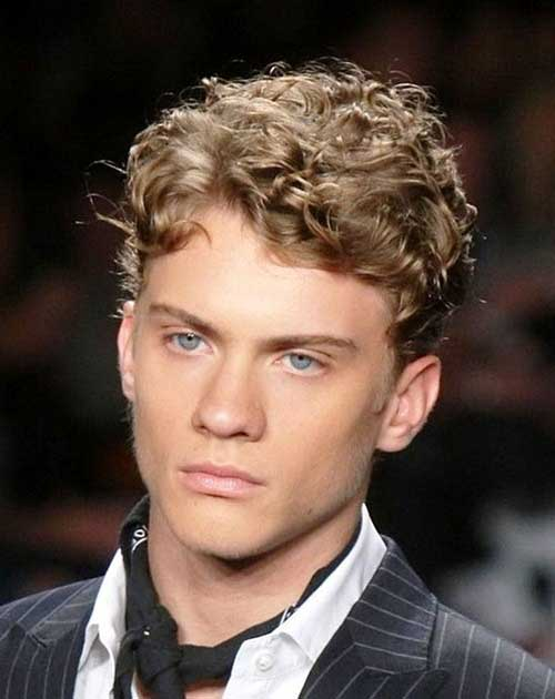 Good Hairstyles for Men with Curly Fine Hair