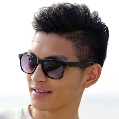 Great Blowout Hair for Man