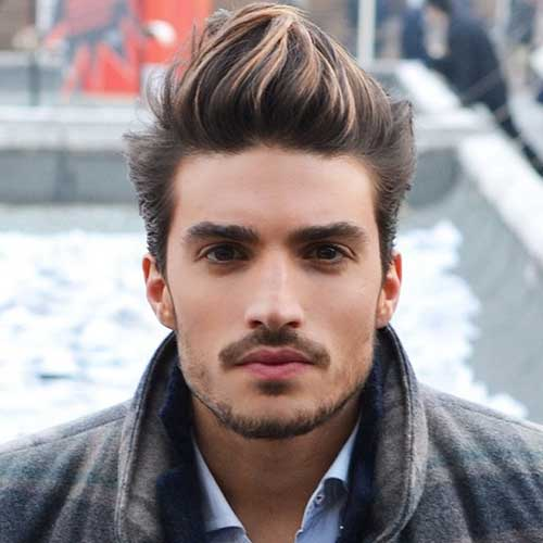 Best Hair Color Shades for Men
