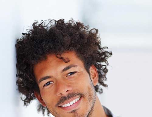 Best Haircuts For Black Men With Curly Hair