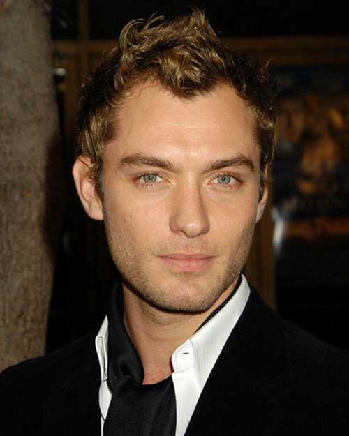 Brilliant 15 Male Celebrities With Curly Hair Mens Hairstyles 2016 Short Hairstyles Gunalazisus