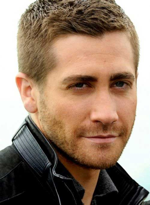 Handsome Male Celebrity Hair Short