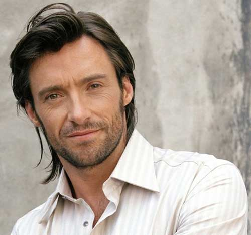 Hugh Jackman Easy Hairstyles