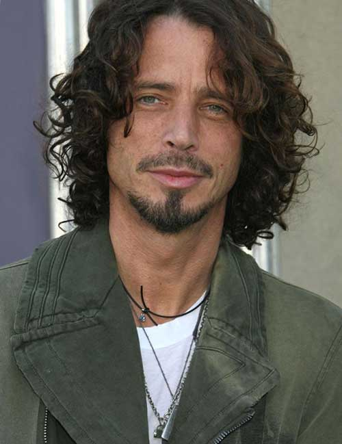 Outstanding 15 Male Celebrities With Curly Hair Mens Hairstyles 2016 Short Hairstyles Gunalazisus
