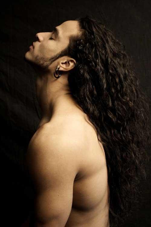 Men Long Hairstyles