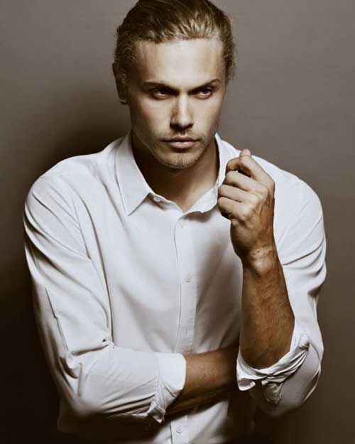 Best Medium Blonde Hair Color for Men