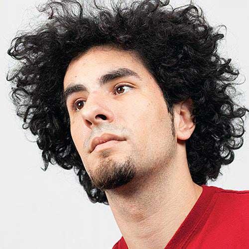 Pleasing 10 Good Haircuts For Curly Hair Men Mens Hairstyles 2016 Short Hairstyles Gunalazisus